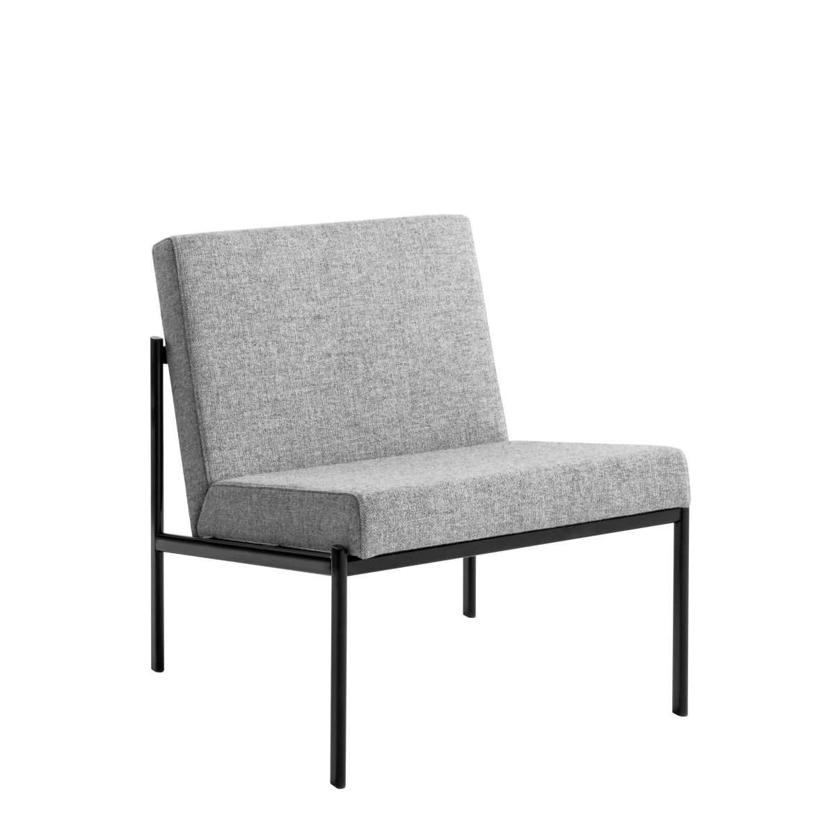 Kiki Lounge Chair grey upholstery_WEB