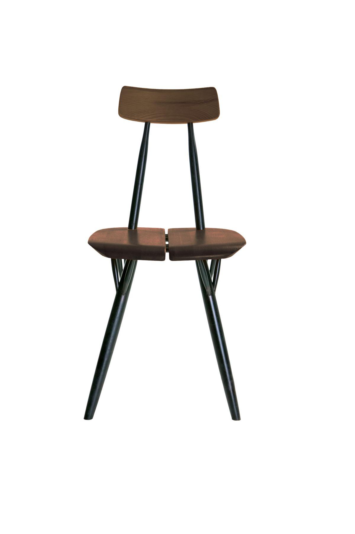 Pirkka Chair brown/black