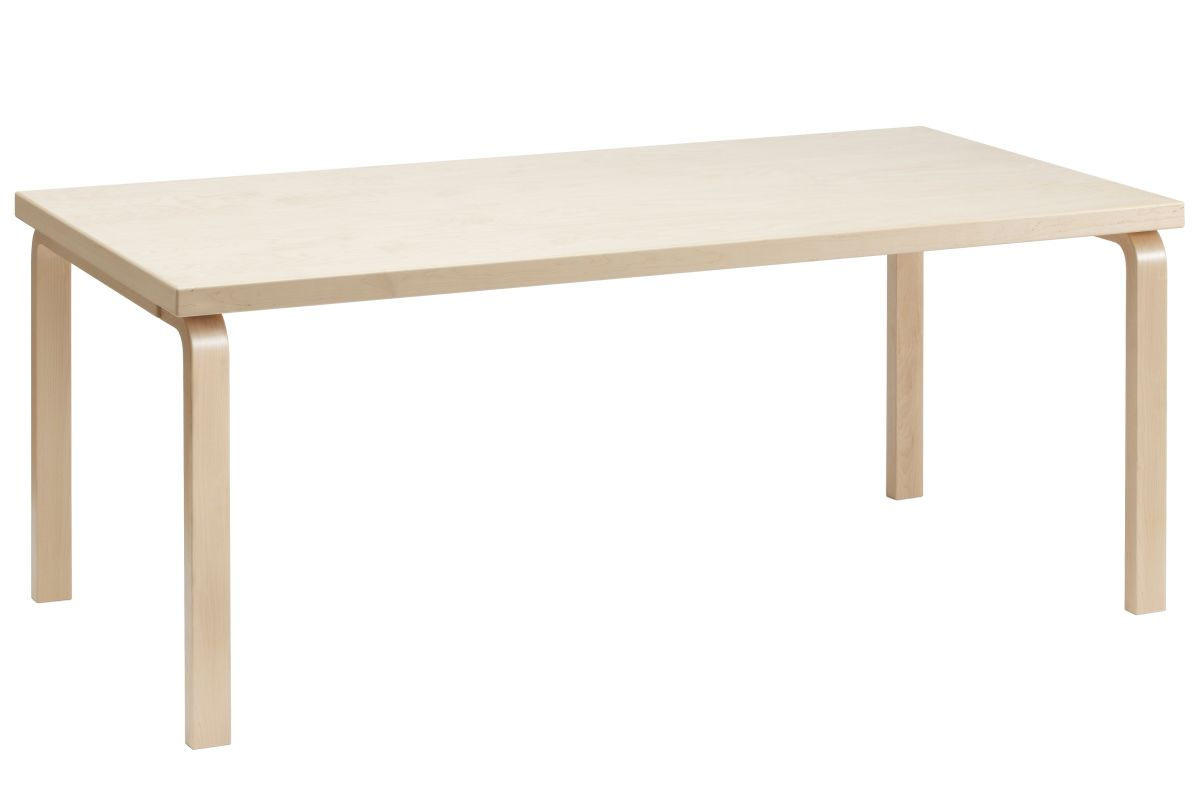 Aalto table rectangular 83 birch lacquered_WEB