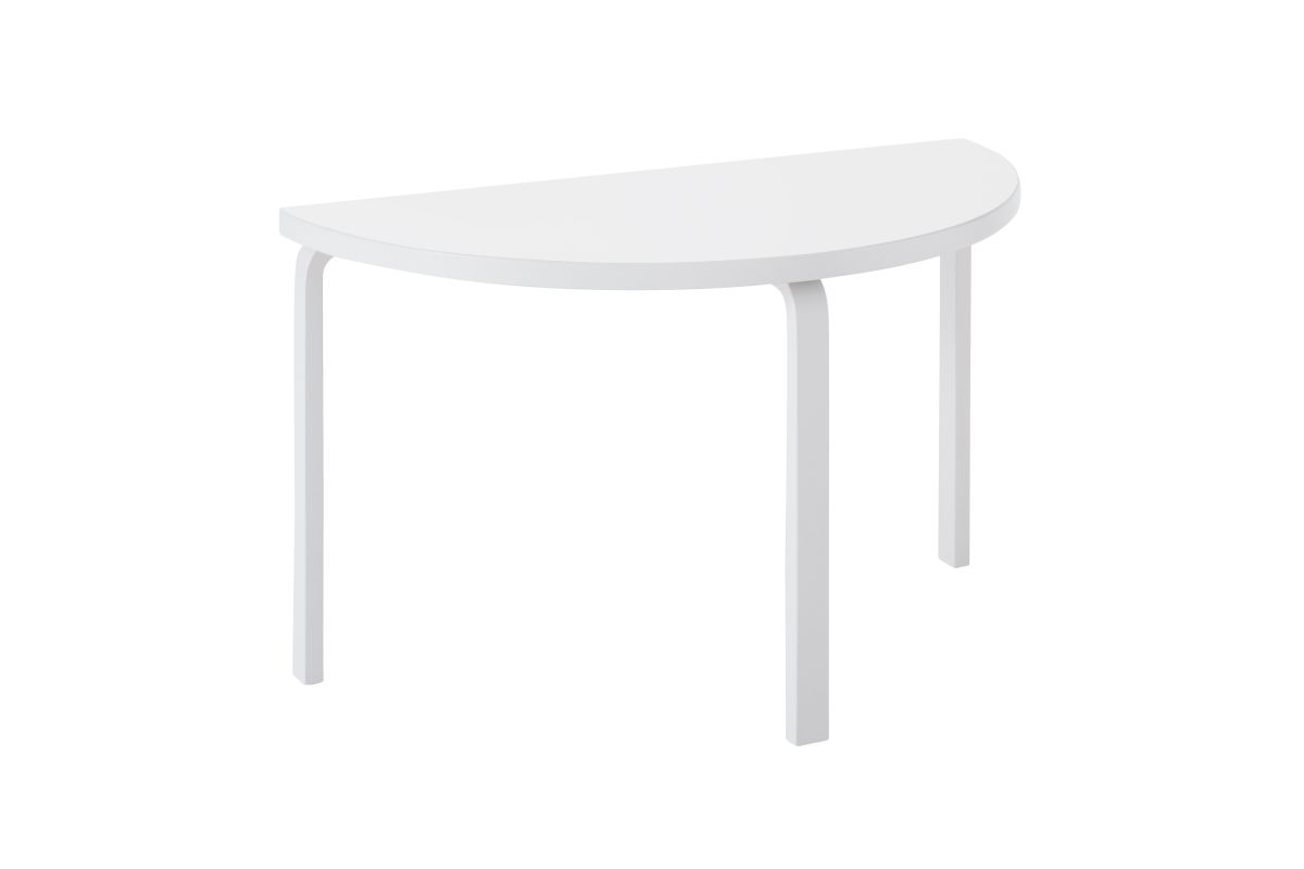 Aalto Table half-round 95 legs white laquered_top white HPL_cut_out_sRGB