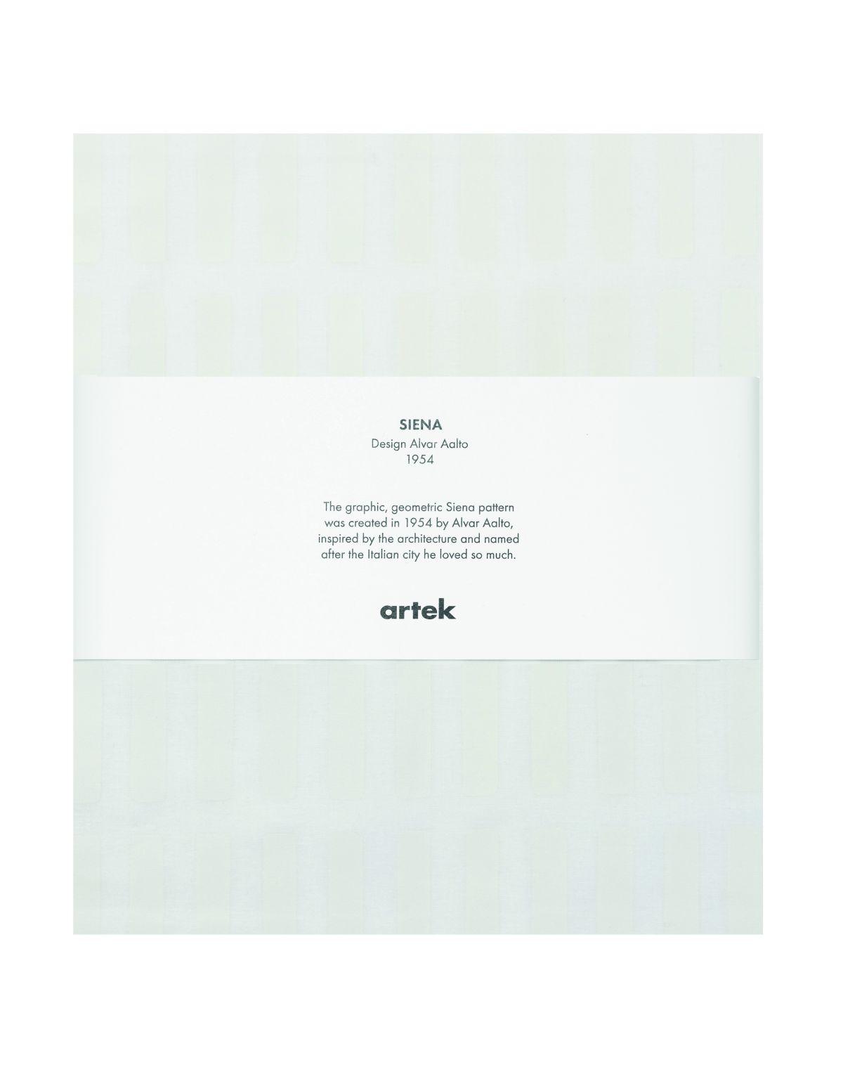 Siena Fabric Pre Cut White White 2562972