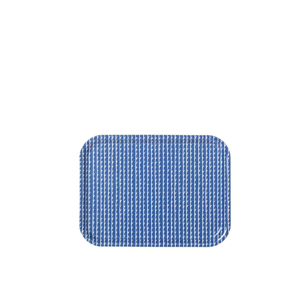 Rivi Tray small blue_white