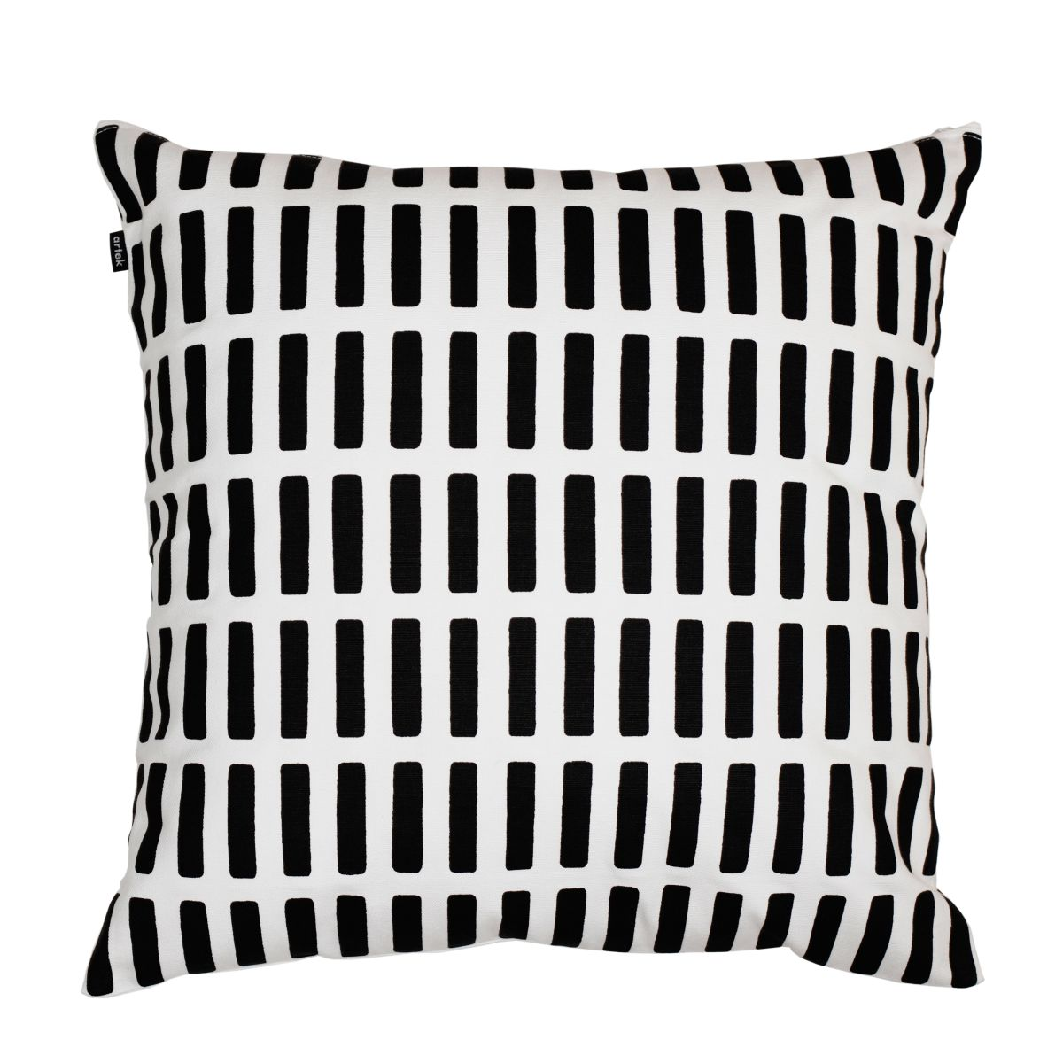 Siena Cushion Cover white / black_WEB