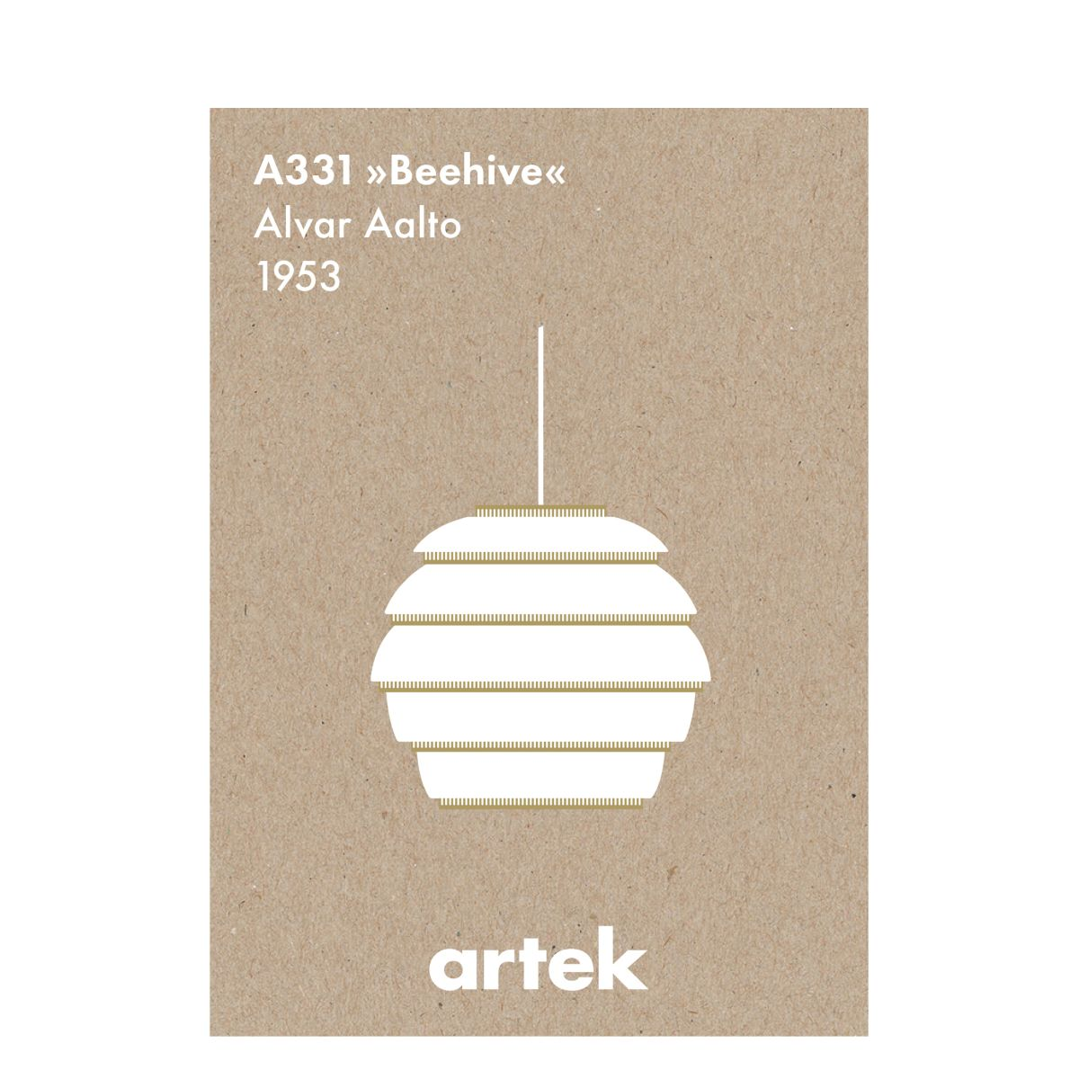 Artek-Icons-Greige-Pendant-Light-A331-Beehive-1843106_WEB