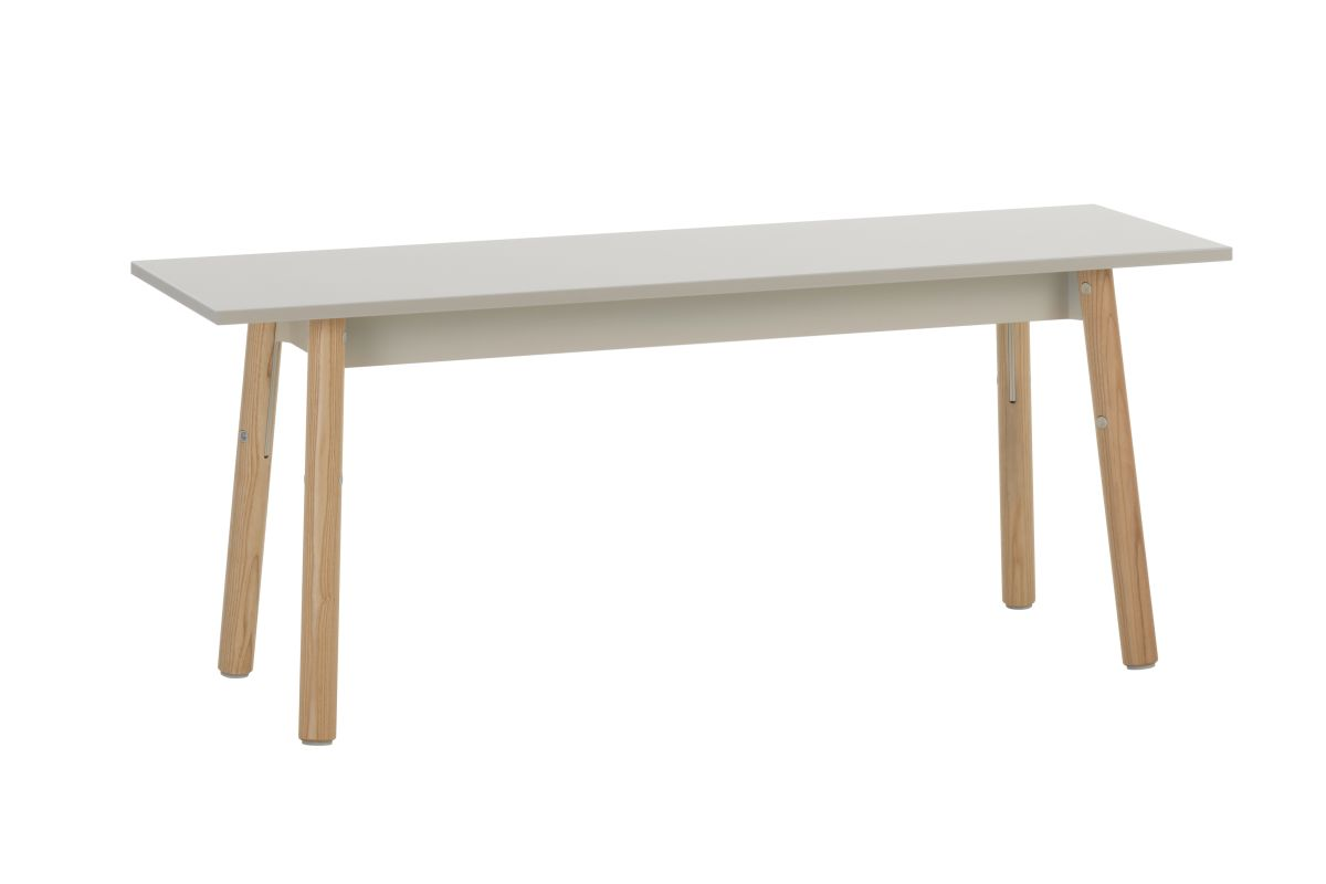 Kiila Bench Natural_Stone White_F_web