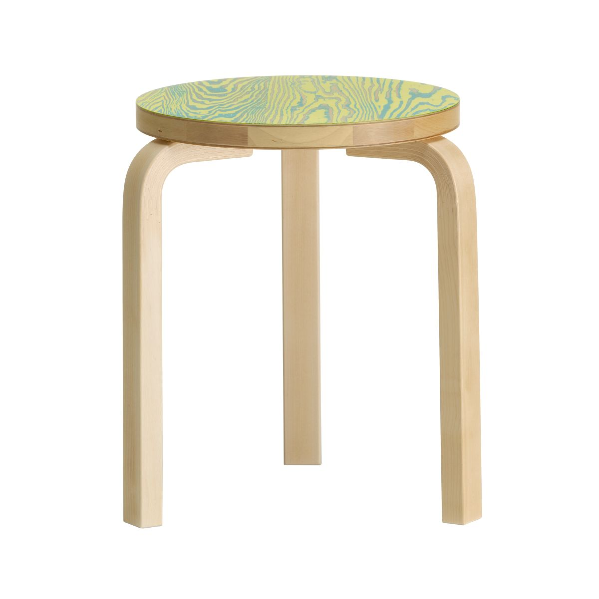 Stool-60-Colo Ring-green-yellow_F-2665034