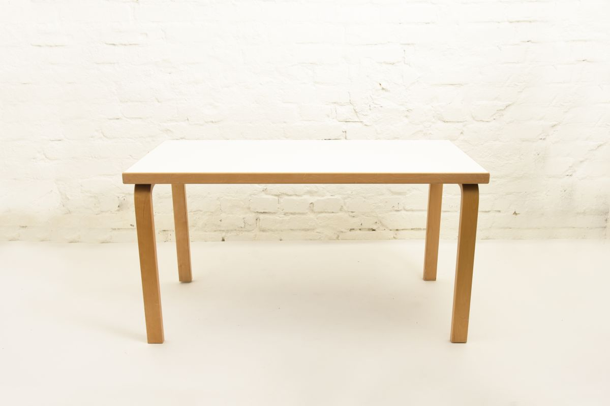 Aalto-Alvar-Table A80-white-h63