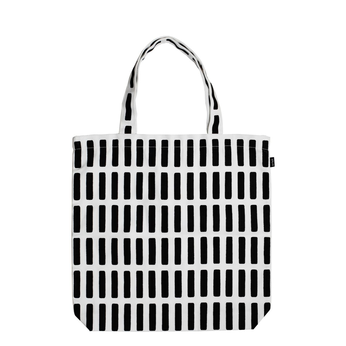 Siena Canvas Bag white / black_WEB