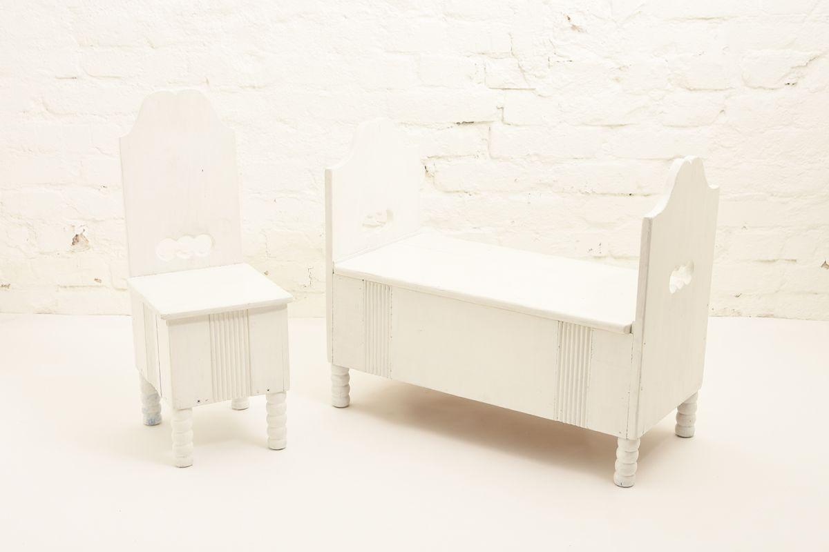 Saarinen-Eliel-Elisa-Kids-Bench_pair