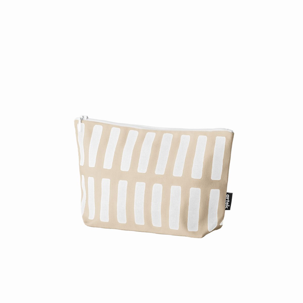 Siena Pouch small sand / white