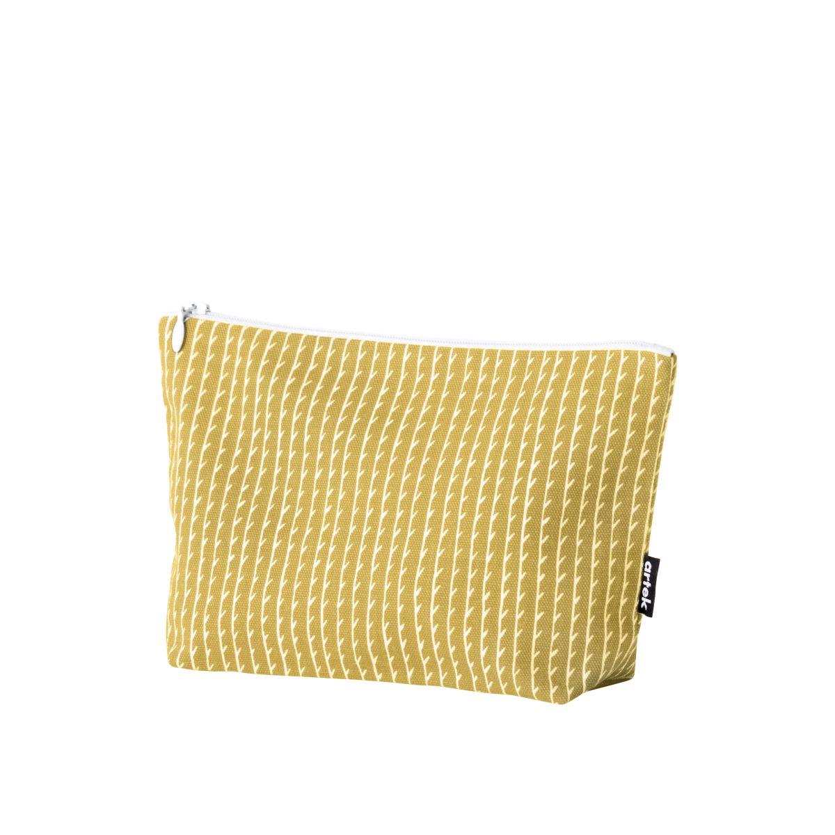 Rivi Pouch small yellow_white