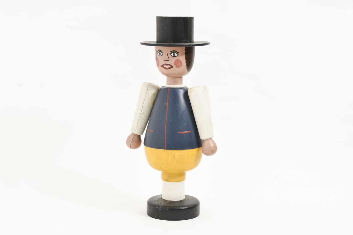 Anonymous-Wooden-Doll-With-Hat