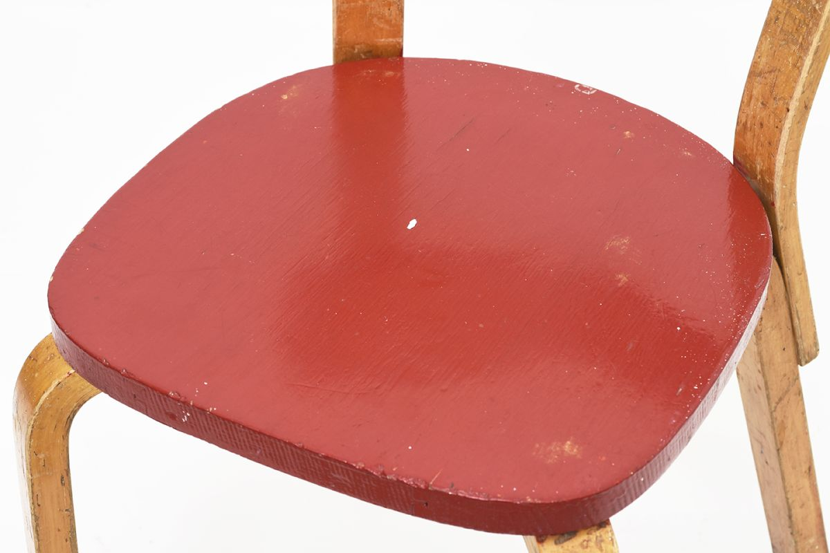 Aalto-Alvar-Chair-69-Painted-Red-Seat_detail5