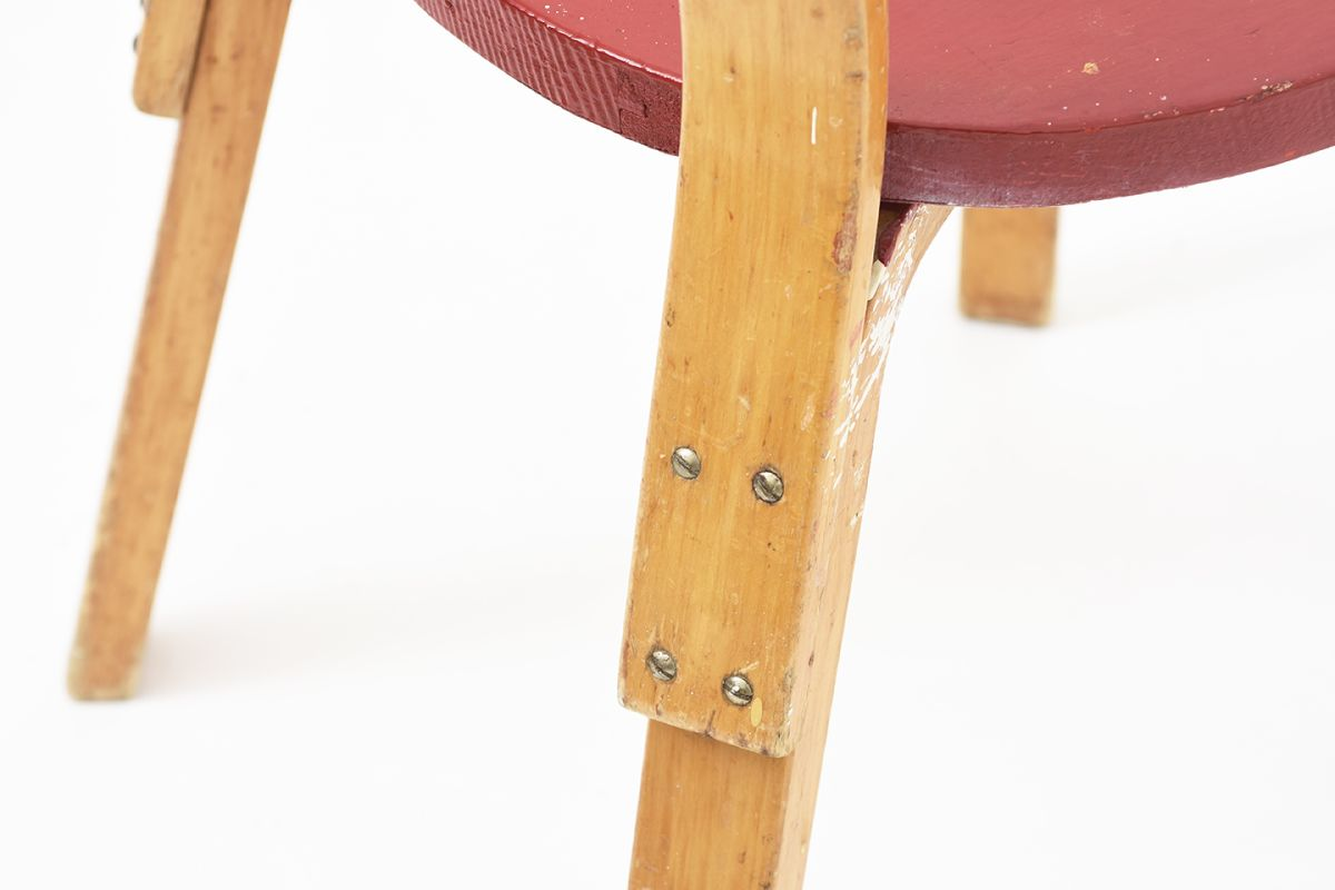 Aalto-Alvar-Chair-69-Painted-Red-Seat_detail9