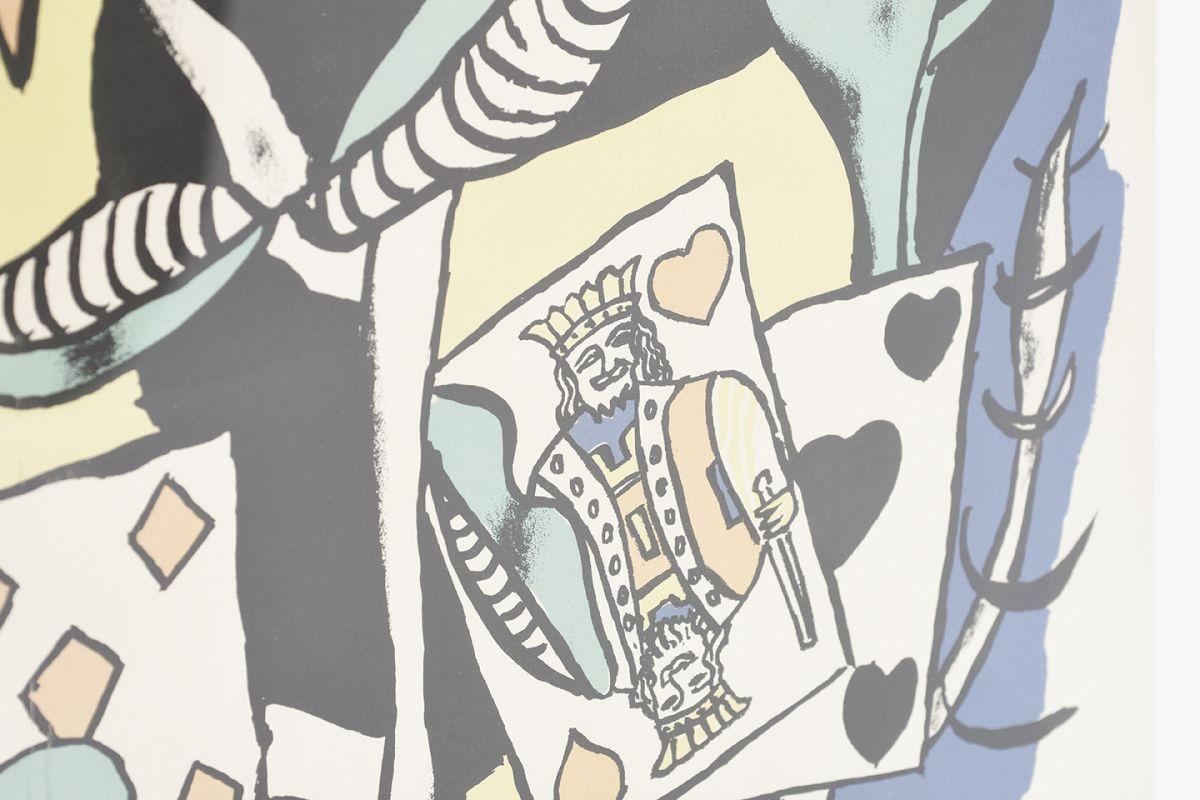 Leger-Fernando-King-of-Harts-Poster_detail2