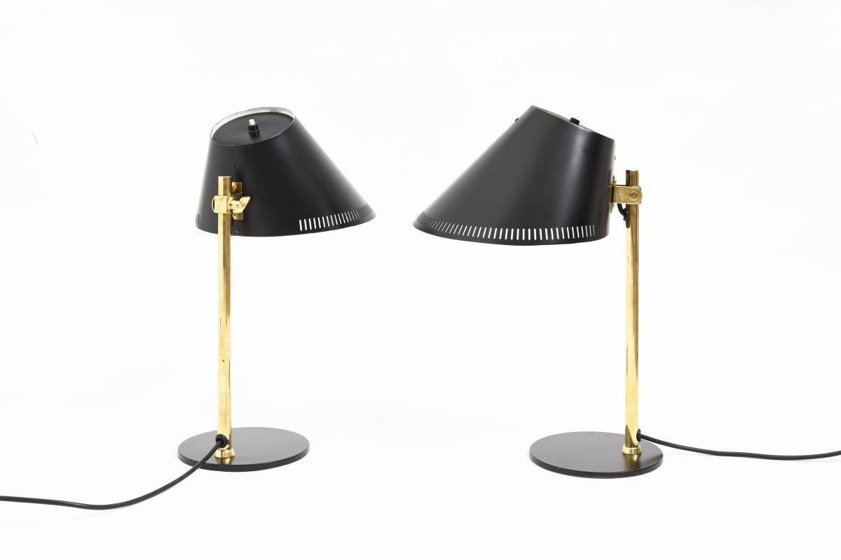 Tynell-Paavo-Table-Lamp-9227-Black-Pair