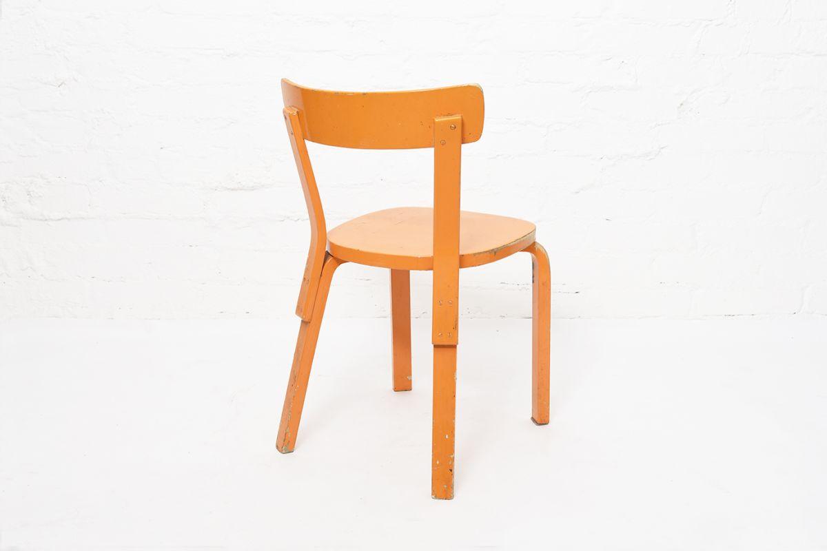 Aalto-Alvar-Chair69-Painted-Blight-Orange_detail1