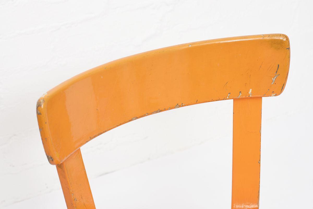 Aalto-Alvar-Chair69-Painted-Blight-Orange_detail2