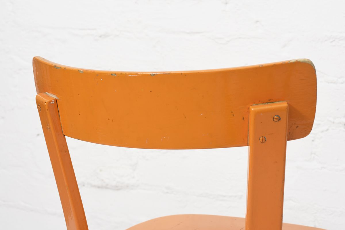 Aalto-Alvar-Chair69-Painted-Blight-Orange_detail6