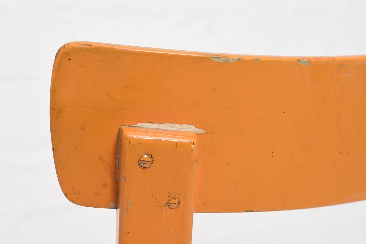 Aalto-Alvar-Chair69-Painted-Blight-Orange_detail7