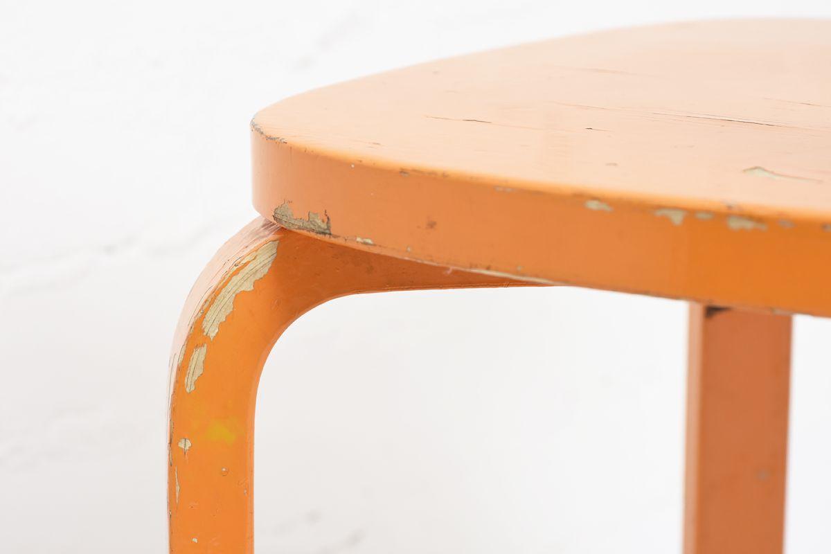 Aalto-Alvar-Chair69-Painted-Blight-Orange_detail14