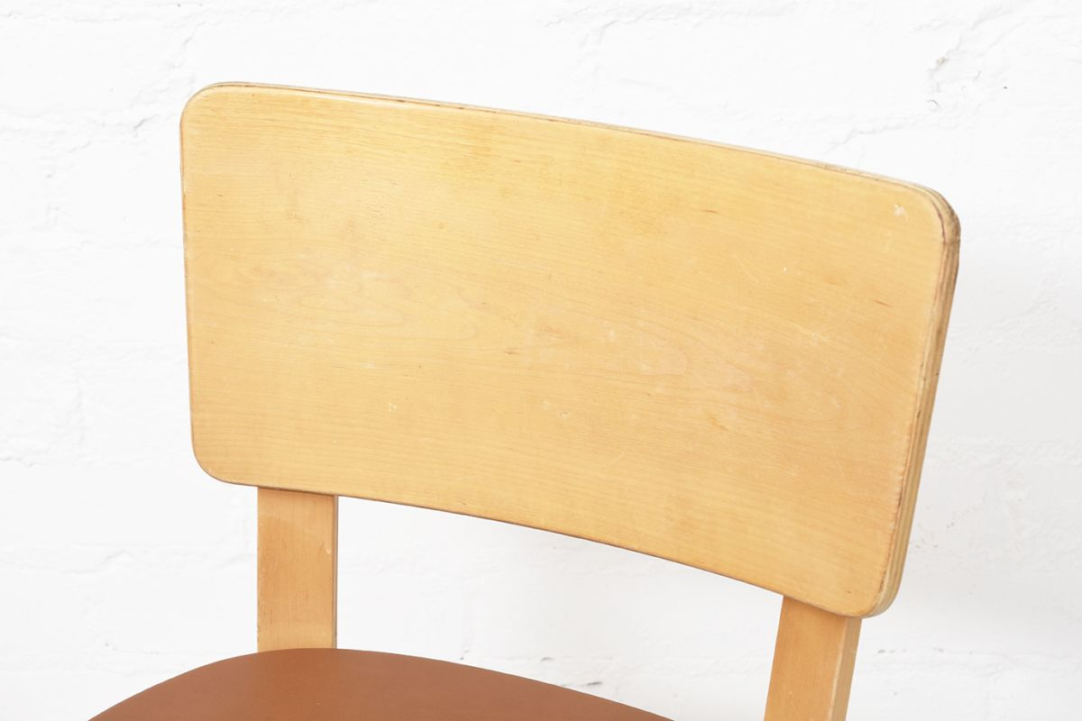 Aalto-Alvar-Chair63-Plywood-Brown-Leather_detail1