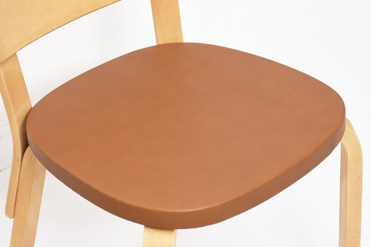 Aalto-Alvar-Chair63-Plywood-Brown-Leather_detail7