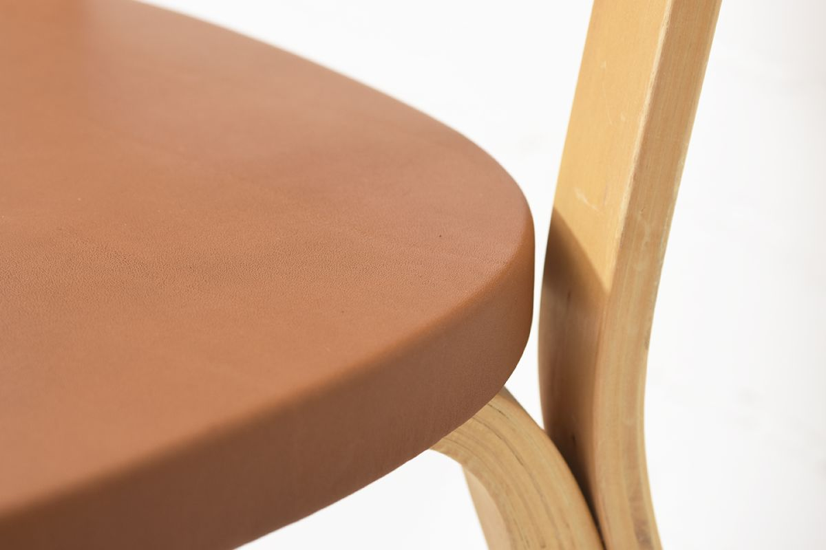 Aalto-Alvar-Chair63-Plywood-Brown-Leather_detail8