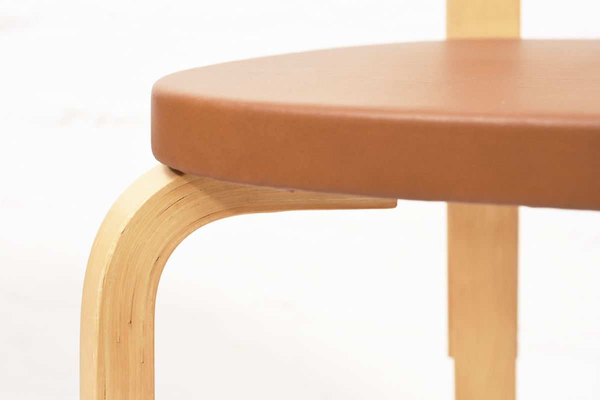 Aalto-Alvar-Chair63-Plywood-Brown-Leather_detail10