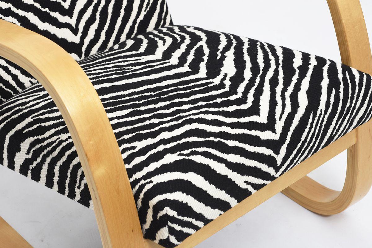 Aalto-Alvar-Armchair402-Birch-Zebra_detail4