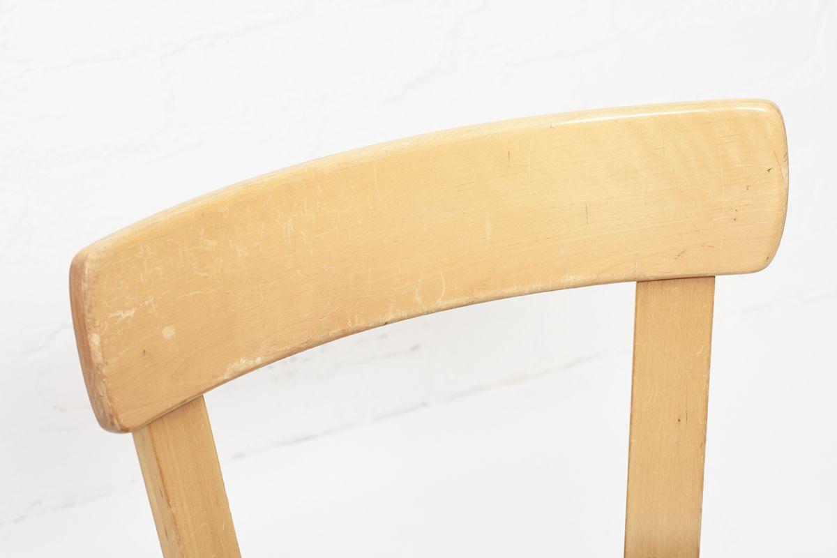 Aalto-Alvar-Chair69-Navy-Vinyl_detail1