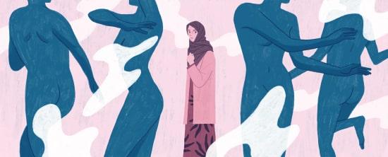 Illustration by Alice Yu Deng