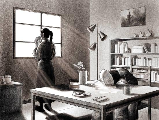 Illustration by Yasmin Liang