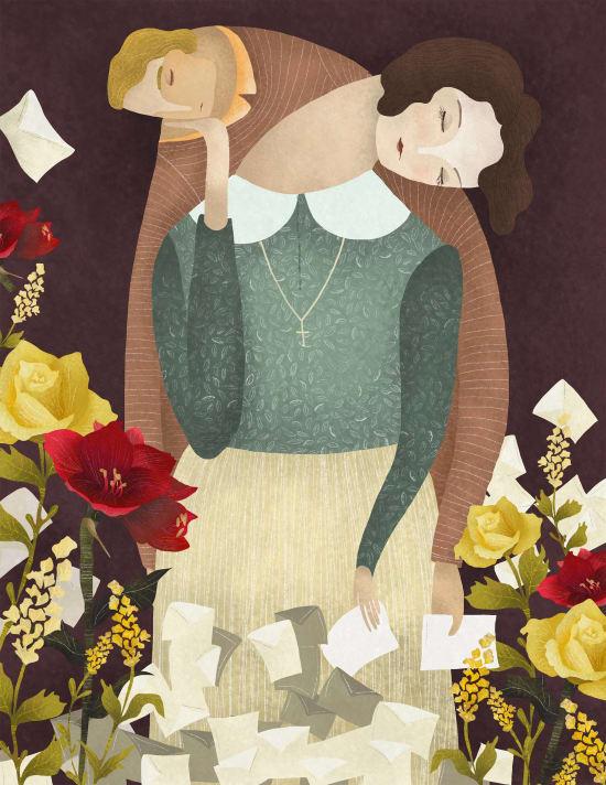 Illustration by Amalia Restrepo