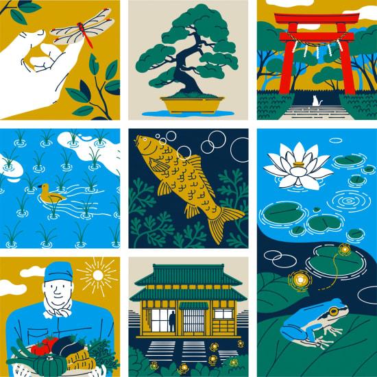 Illustration by Kouzou Sakai