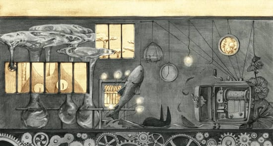 Illustration by Seonha Jo (Crow Zoo)