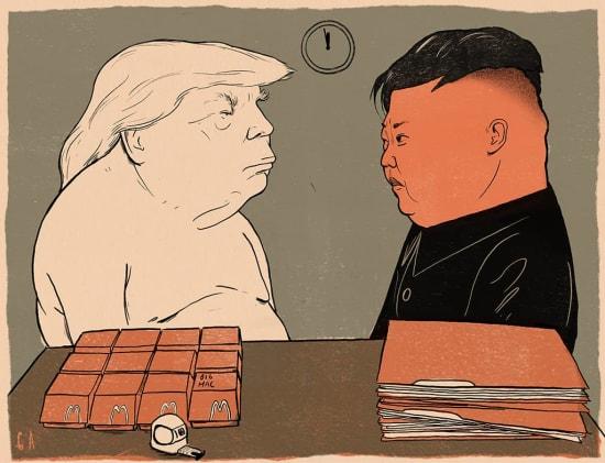 Illustration by Gurgen Aloian