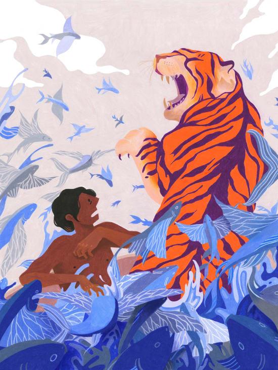 Illustration by Deborah Lee