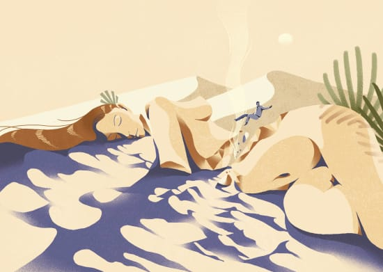 Illustration by Mikyung Lee