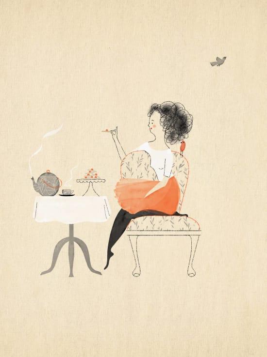 Illustration by Nathalie Dion