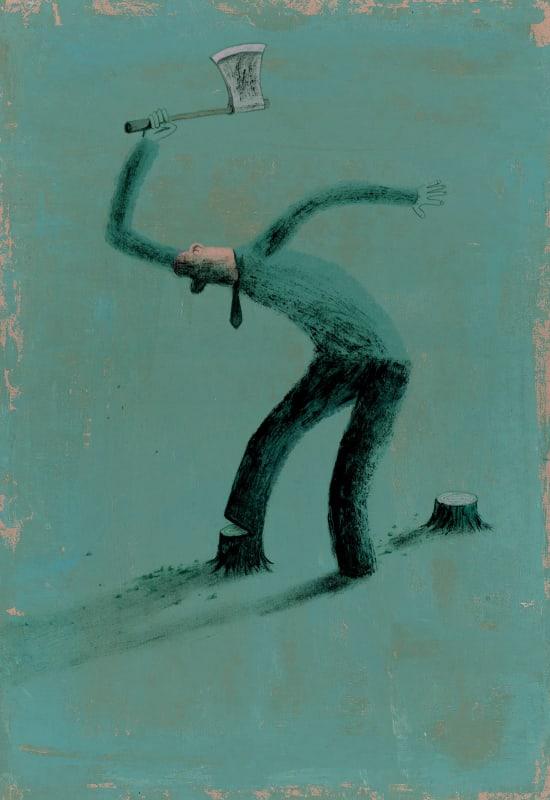 Illustration by Klaas Verplancke