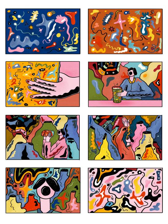 Illustration by Meijia Xu