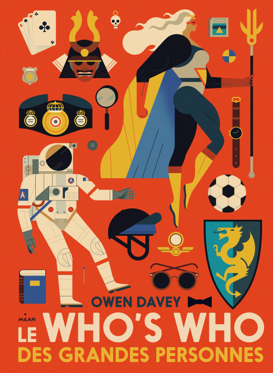 Illustration by Owen Davey