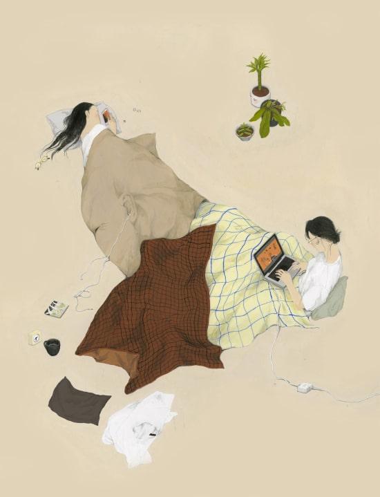Illustration by Yunsu Lee