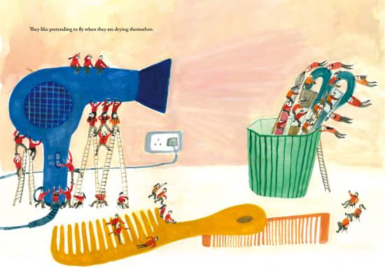 Illustration by Rachel Liao JH