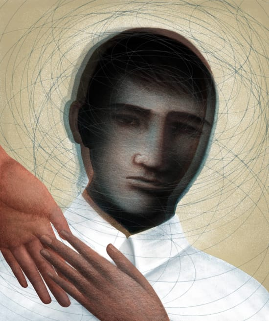 Illustration by Sandra Dionisi