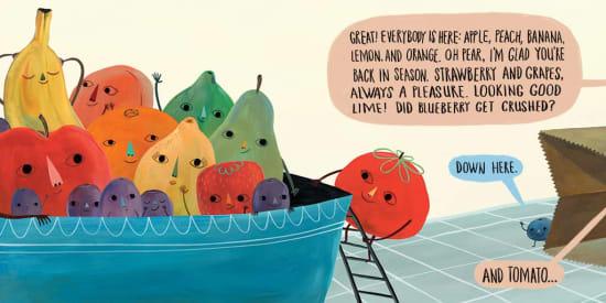 Illustration by Mark Hoffmann