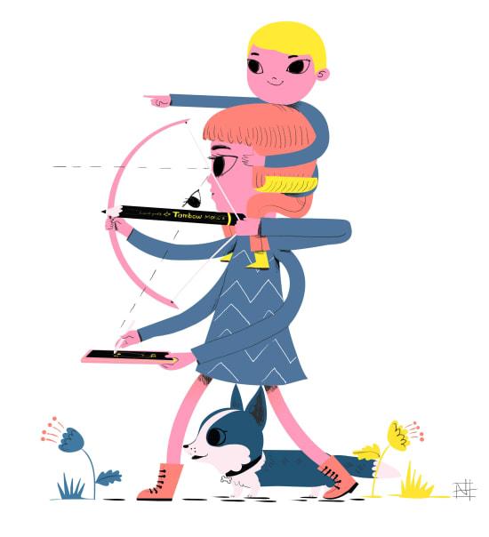 Illustration by Andrea Innocent