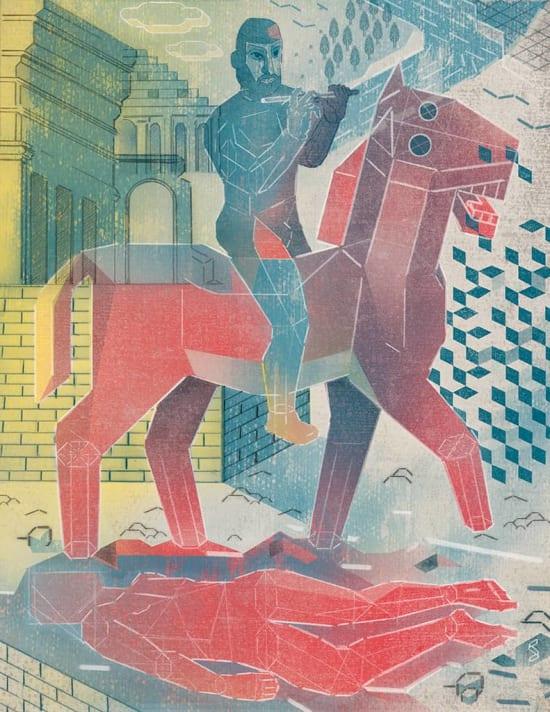 Illustration by Stephane Defago