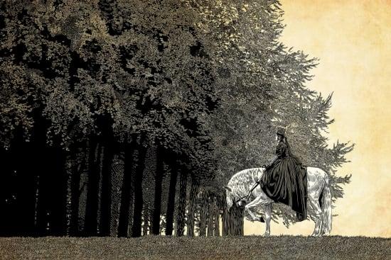 Illustration by Douglas Bell